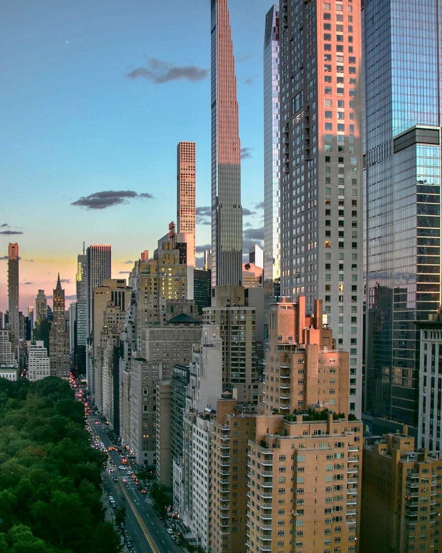 Central Park South, Manhattan