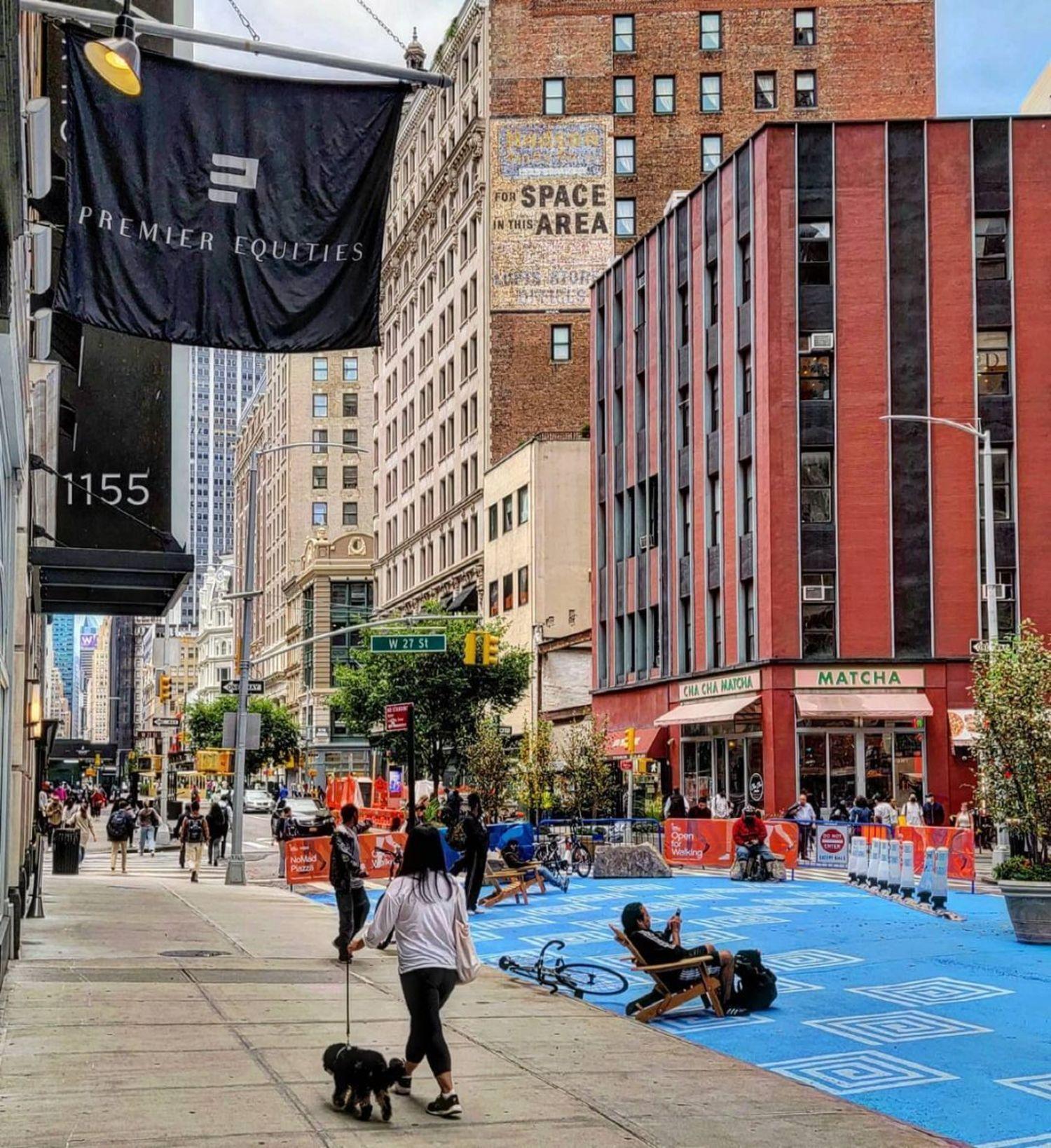 Broadway, NoMad, Manhattan