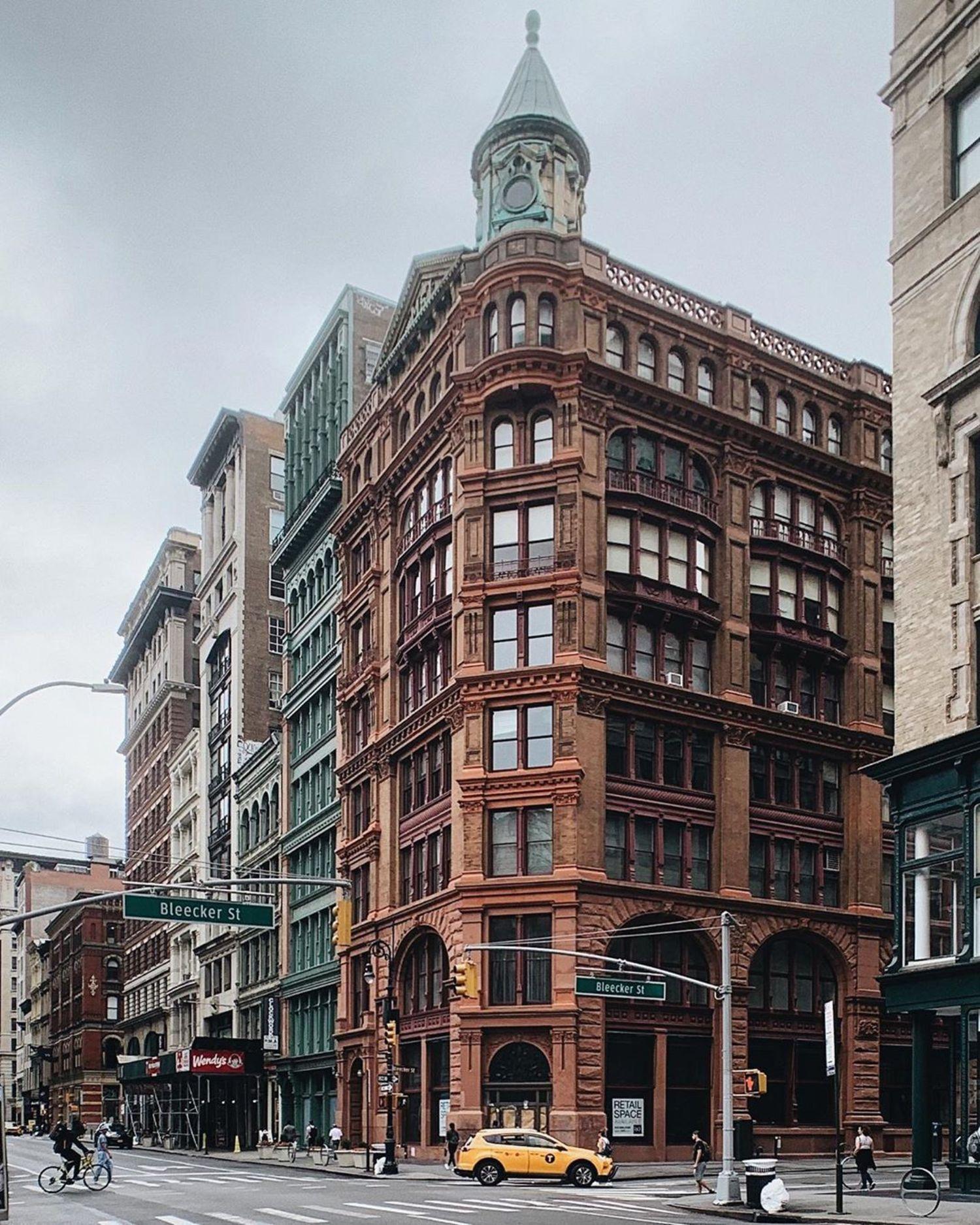 Bleecker Tower, Bleecker and Broadway, Greenwich Village, Manhattan