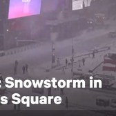 EarthCam: Massive Winter Storm Hits NYC | LIVE