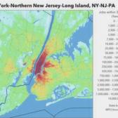New York City Metropolitan Area Jobs Within 30 Minutes