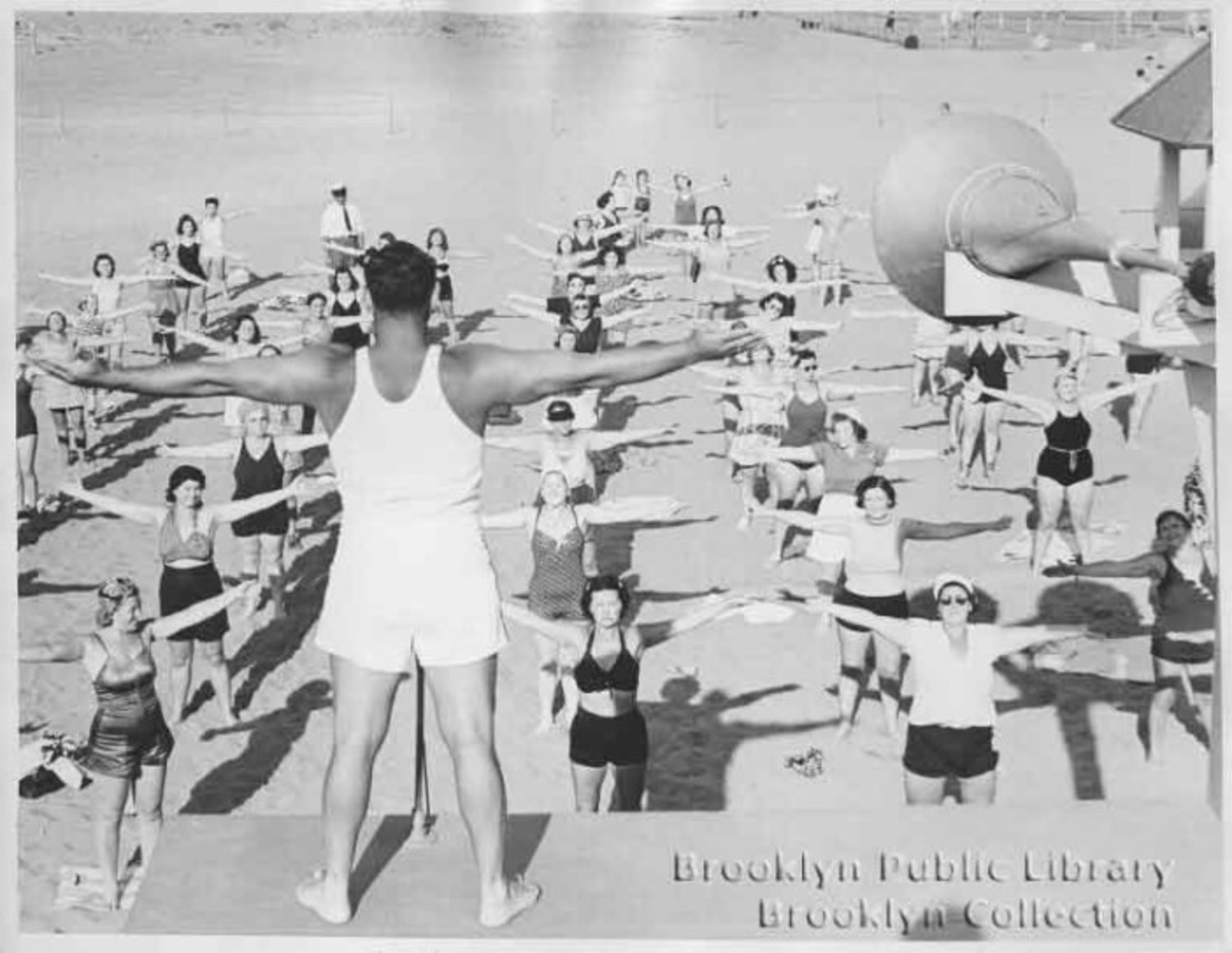 A 1950s workout.