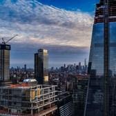NYC Aerial Video 4k