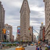 Flatiron Building, Manhattan.