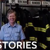 Meet Captain Berkman, One of NYC's First Women Firefighters