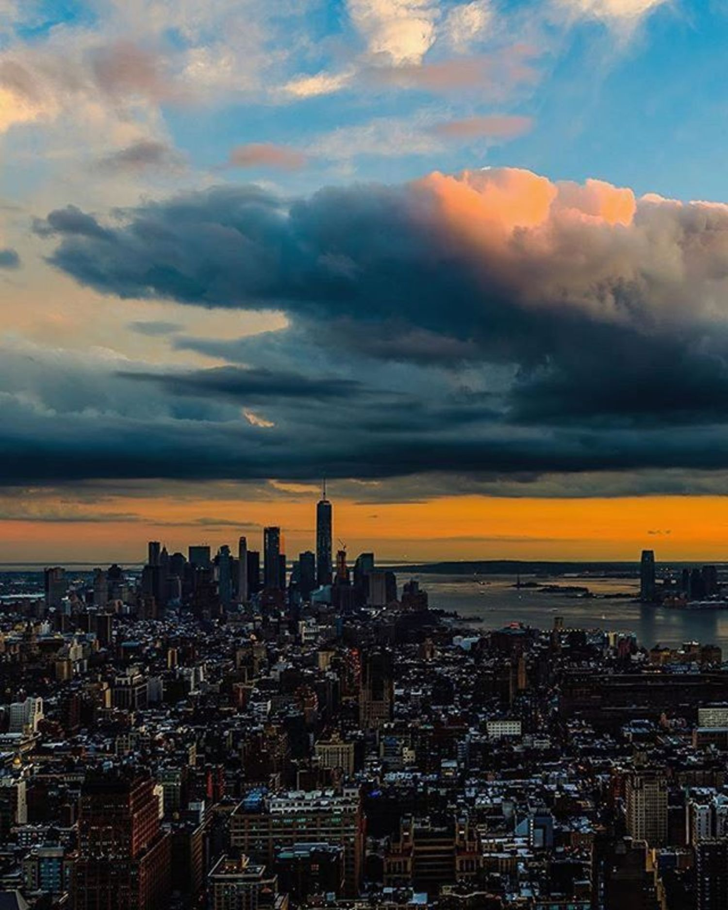New York, New York. Photo via @grimace_586 #viewingnyc #newyorkcity #newyork