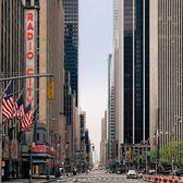 Radio City Music Hall, 6th Avenue, Midtown,Manhattan