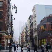 SoHo, Manhattan. Photo via @groveandbleecker #viewingnyc #newyork #newyorkcity #nyc