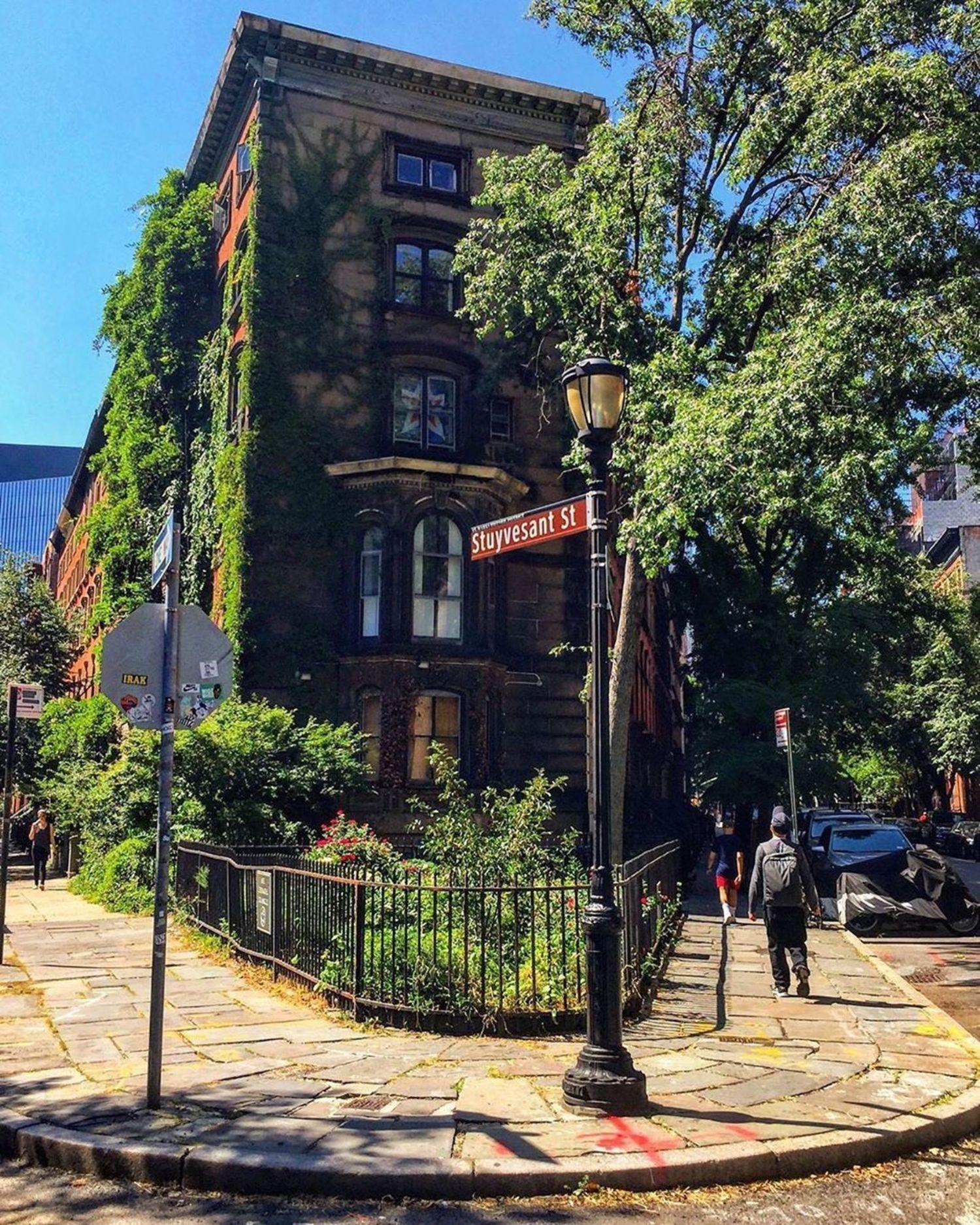 Easy Village, Manhattan.