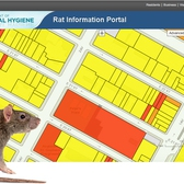 Department of Health and Mental Hygiene's Rat Information Portal