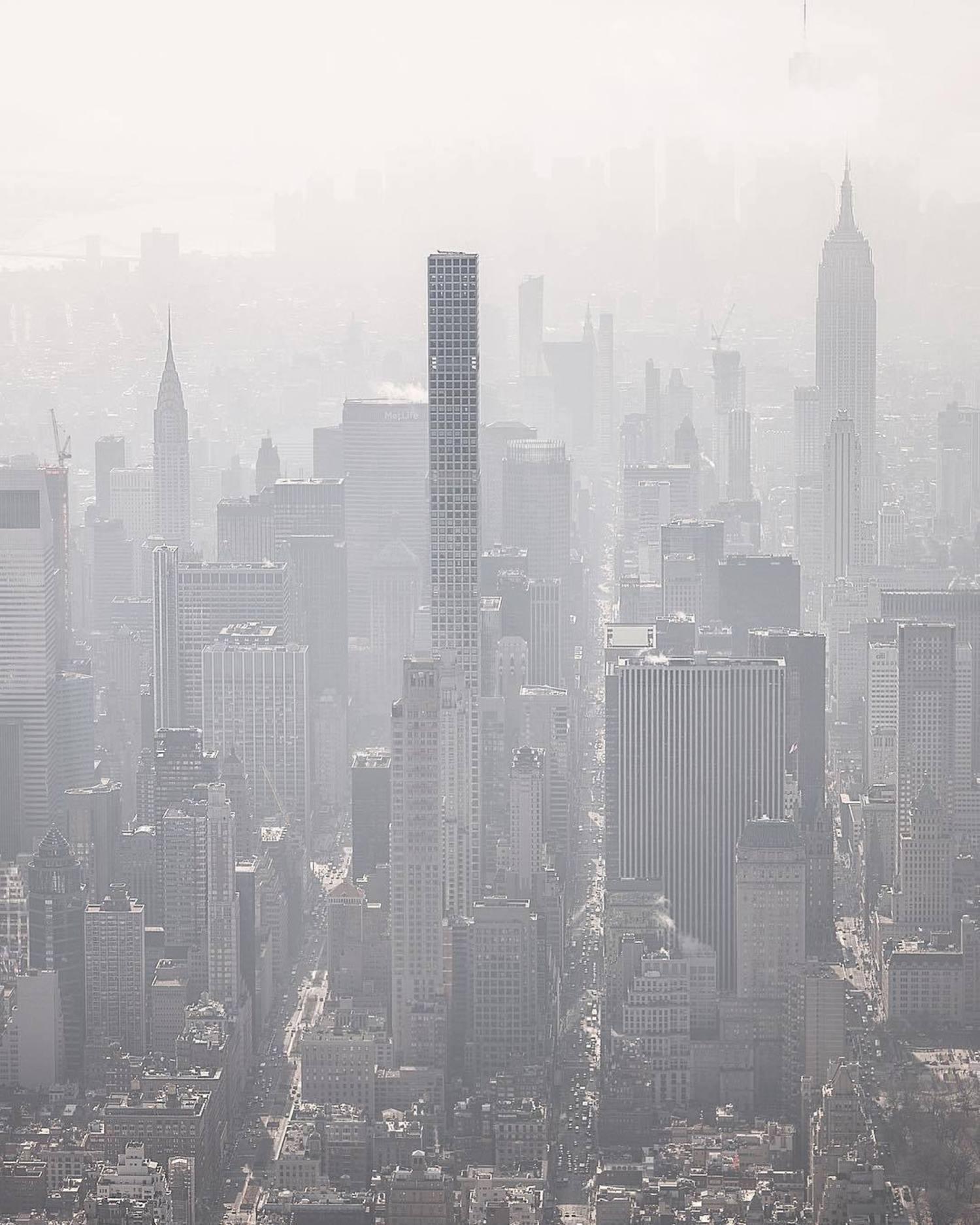 New York, New York. Photo via @cheryl.hills #viewingnyc #nyc #newyork #newyorkcity