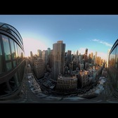 New York City 360° Time-warp | Multi-Lapse  | Vuze XR 5.7k