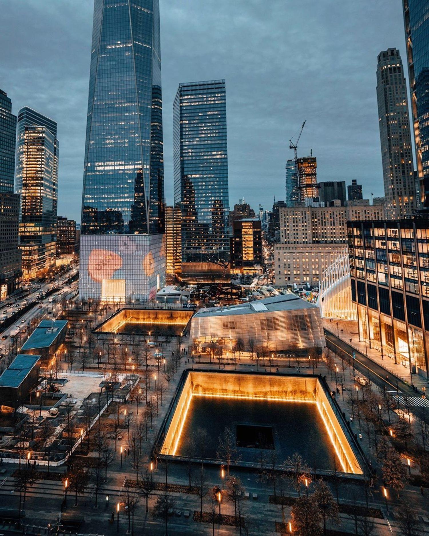 9/11 Memorial Plaza