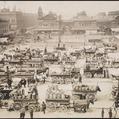 Gansevoort Market ca 1907