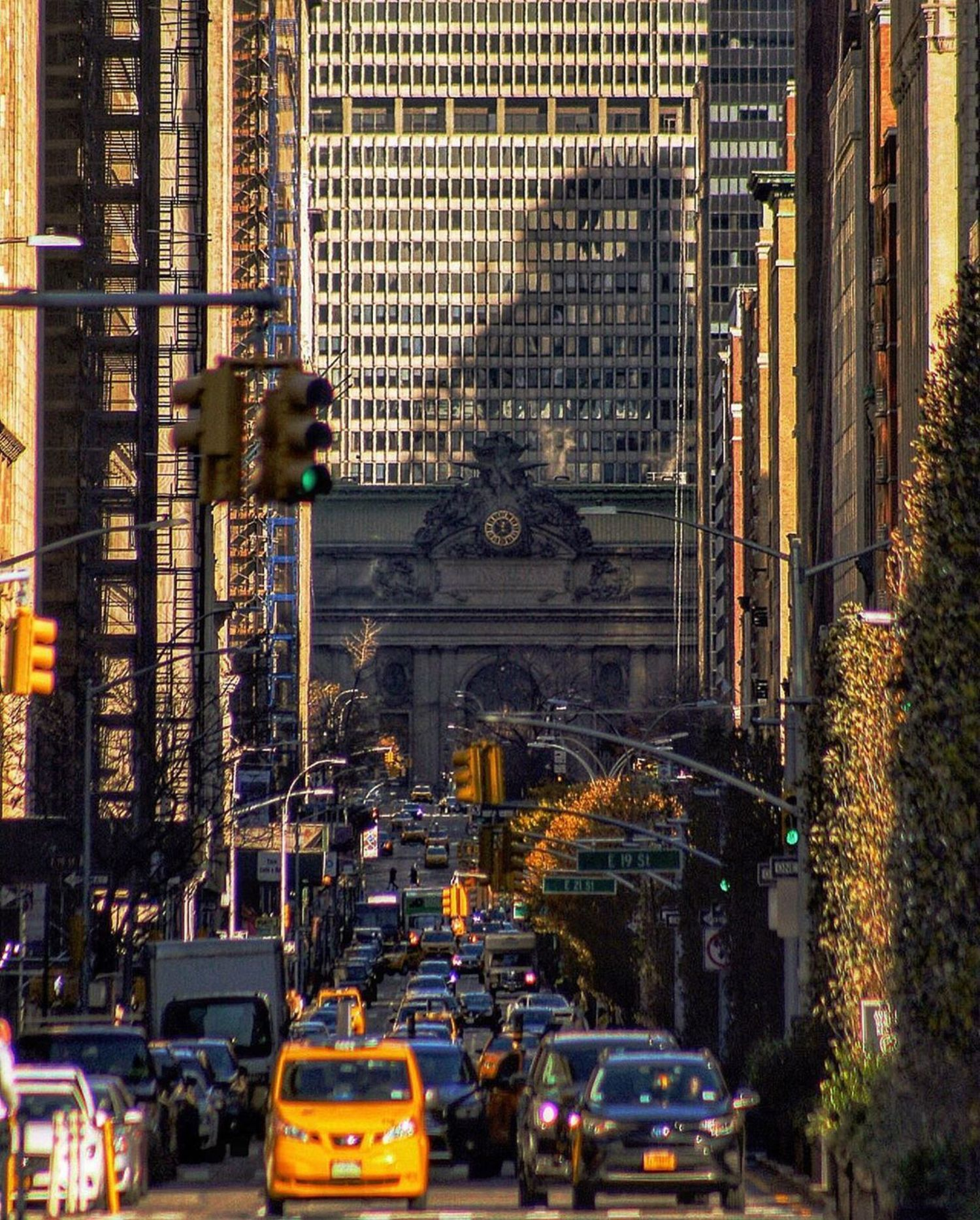 Park Avenue, Midtown, Manhattan