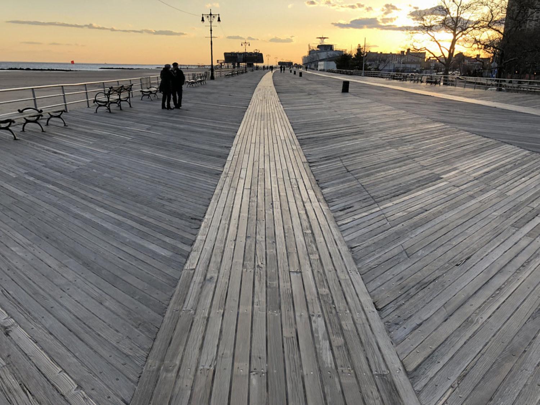 NYC - Brooklyn - Coney Island Boardwalk