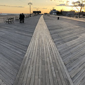 NYC - Brooklyn - Coney Island Boardwalk