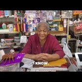 'It's Home': 92-Year-Old Ms. Clara Hayes Runs The Show At Macon Hardware In Bed-Stuy