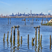 New York, New York | View from Clason Point Park, Bronx NY