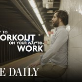 How To Workout On Your Way To Work [LABS] | Elite Daily