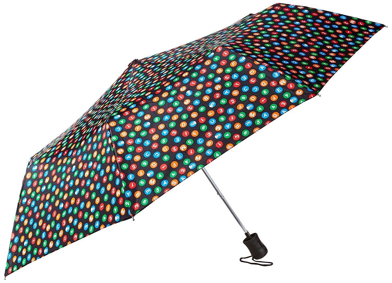 M.T.A. 43 Inch Arc Folding Umbrella