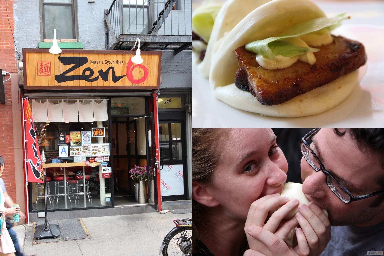 Zen 6   2016 Viewing NYC East Village Pork Bun Crawl
