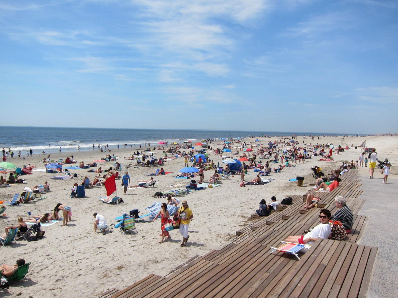Rockaway Beach 2014: Beach 97