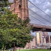 Brooklyn Bridge, Brooklyn Bridge Park, DUMBO, Brooklyn