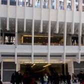 Walk through of WTC PATH Station and Oculus