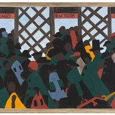 Jacob Lawrence's Migration Series returns to MoMA