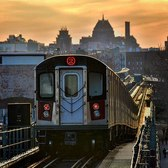 2 Train, New York, New York