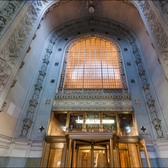 Woolworth Building Entrance