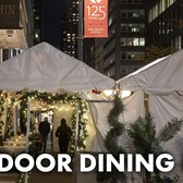 NYC steakhouse seared over outdoor dining setup | New York Post