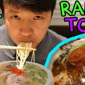 BEST Ramen Noodles in New York! New York City Ramen Tour Part 1
