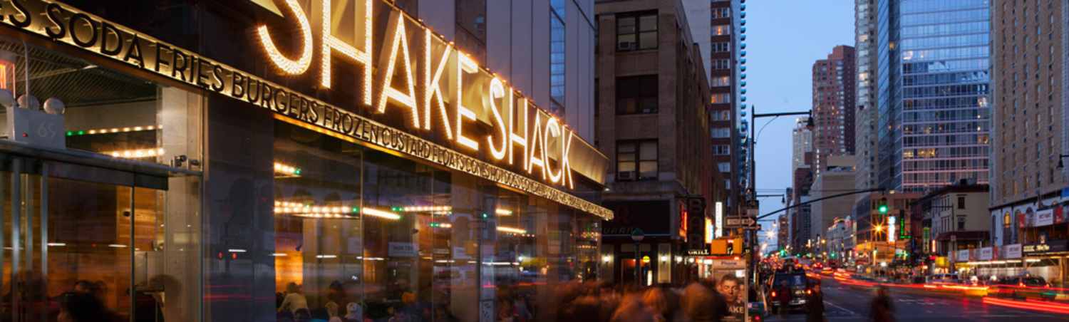 Shake Shack, Theater District