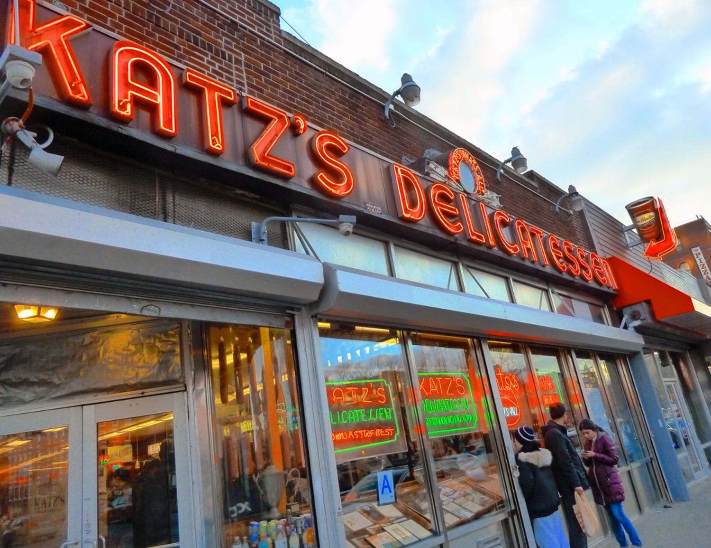Katz's Deli NYC | Old Time New York