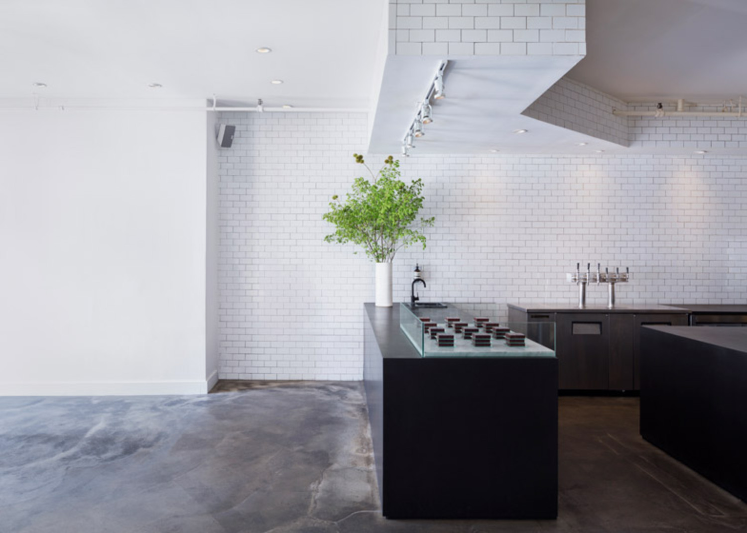 Mast Brothers designs its own Minimalist chocolate shop in Brooklyn