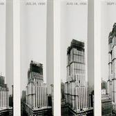Empire State Building, construction progress, 1930