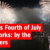 Macy's Fourth of July Fireworks: by the numbers