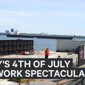 Macy's will set off 60,000 fireworks this 4th of July — here's how they set it all up