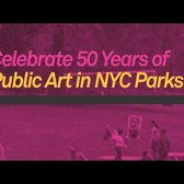Celebrating 50 Years of Art in Parks