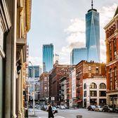 New York, New York. Photo via @doubleshockpower #viewingnyc #newyork #newyorkcity #nyc