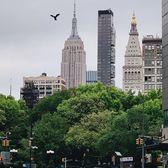 Union Square Park.