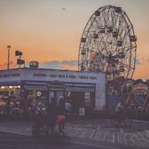 Coney Island, New York City. Photo via @nyc_russ #viewingnyc