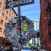 #streetartnyc#stickerbomb#streetart#streetsign#stickers#dumbo#manhattanbridge#viewingnyc#nyctagged#travelnyc#newyorker#nypostnyc#ig_nycity#nycprimeshot#topnewyorkphoto#icapture_nyc#made_in_nyc#manhattan#illgrammers#nyc_explorers#loves_nyc#what_i_saw_in_nyc#newyork_ig#nycdotgram#peoplescreatives#exploretocreate#visualsoflife#nyc