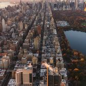 Upper East Side and Central Park, Manhattan