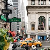 5th Avenue and 42nd Street