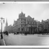 Residence of Cornelius Vanderbilt II. 5th Ave and 57th St, New York ca. 1901