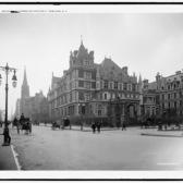 Residence of Cornelius Vanderbilt II. 5th Ave and 57th St, New York ca. 1901