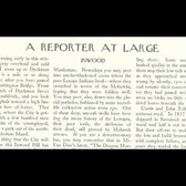 "Inwood, 1933, ""A Reporter at Large"""